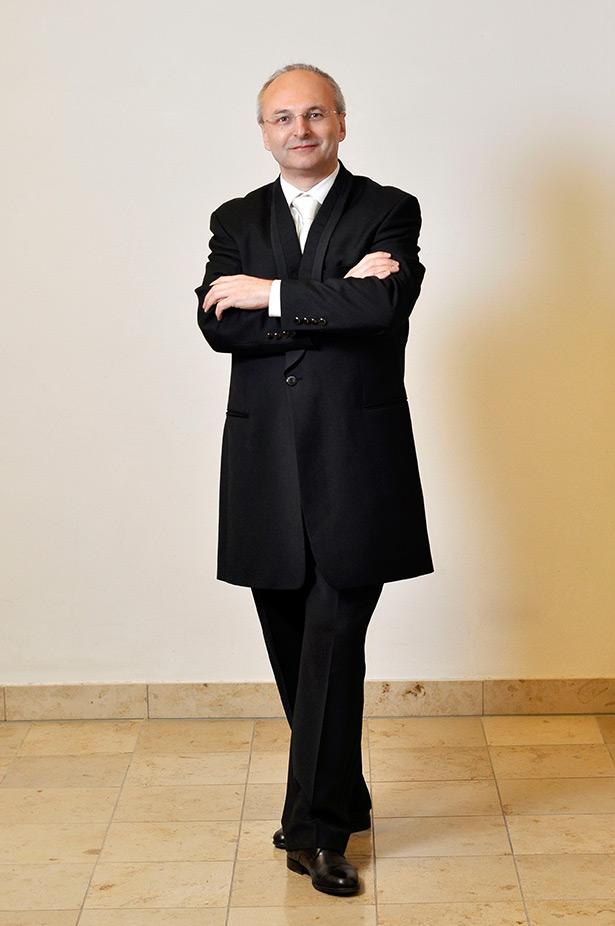 Portrait Johannes Ebenbauer | Organist, Dirigent, Komponist